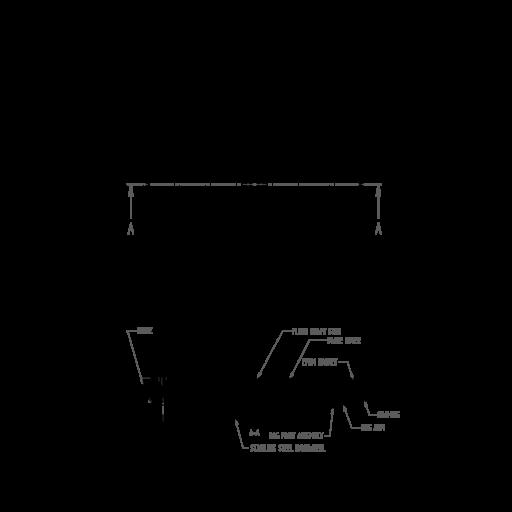 Portello stagno T128